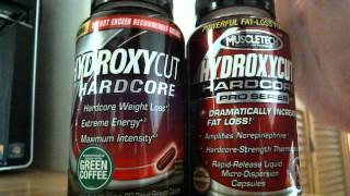 Hydroxycut Hardcore Weight Loss Supplement That Works (if You Use It Properly)
