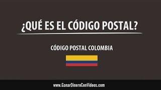 Qué es el Código postal y cómo conocer el suyo en Colombia
