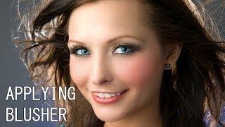 Photoshop CS6 Applying Blusher