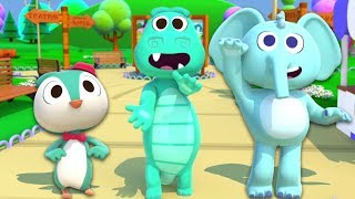 The Animal's Dance | Nursery Rhymes And Songs For Babies