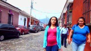 A Walking Tour of Lovely Antigua, Guatemala