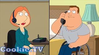 Family Guy - Lois arbeitet in einer Sexhotline (deutsch/german)