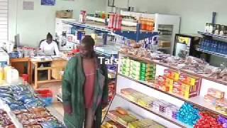 Old man caught shop lifting cookies!