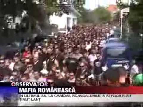toata Mafia prezenta la inmormantarea lui Caiac