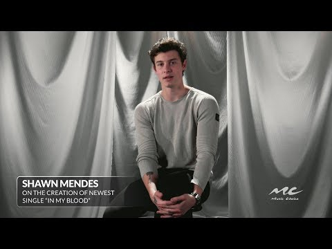 Shawn Mendes on the Creation of In My Blood