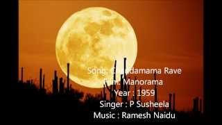 Song :chandamama Rave