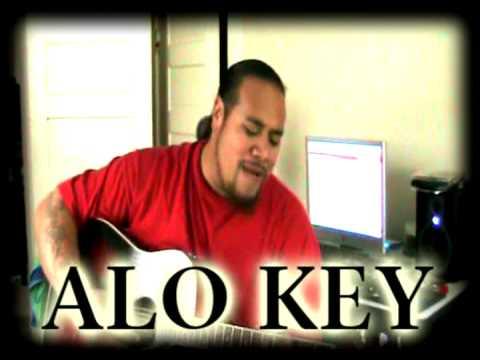 ALO KEY SINGING A DRU HILL COVER