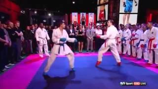 Karate & Conor Mcgregor // 2015//