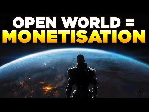OPEN WORLD = MONETISATION - Bioware Dev speaks out | BELOW THE LINE [14]