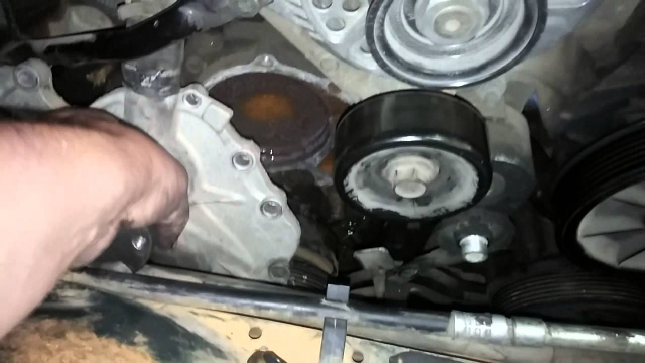 4 0 Sohc Engine Diagram Video 2 4 Bomba De Agua Ford Taurus 3 0 V6 A 241 O 94 Youtube