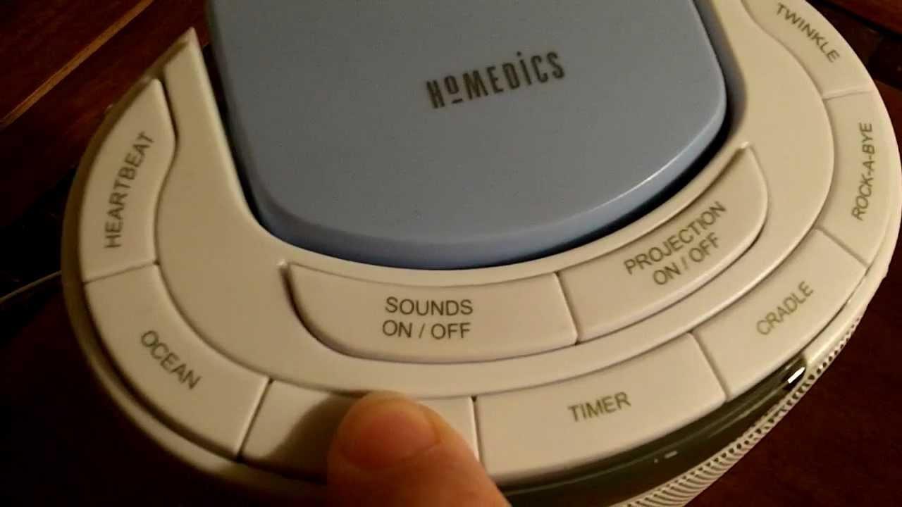 Where To Buy Homedics Sound Machine