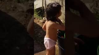 Tutorial mandiin anak
