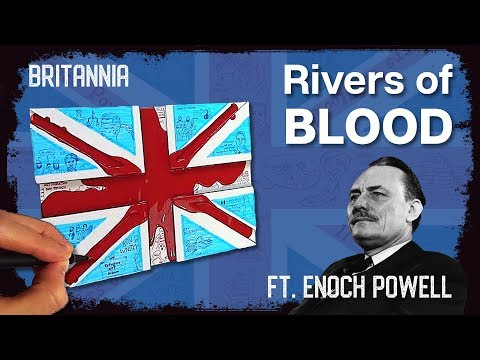Rivers Of Blood Speech | Enoch Powell (Reading By Actor)