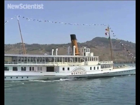 New Scientist video round-up - October 03, 2008