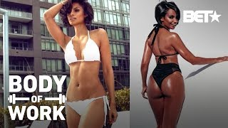 Singer & Actress Nazanin Mandi Kicked Diet Pill Addiction & Embraced Her Curves | Body Of Work