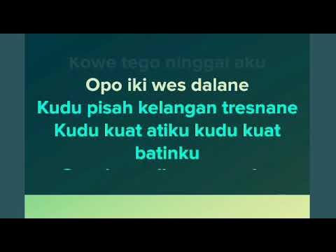 di-tinggal-rabi---nella-kharisma- -karaoke-dangdut-koplo