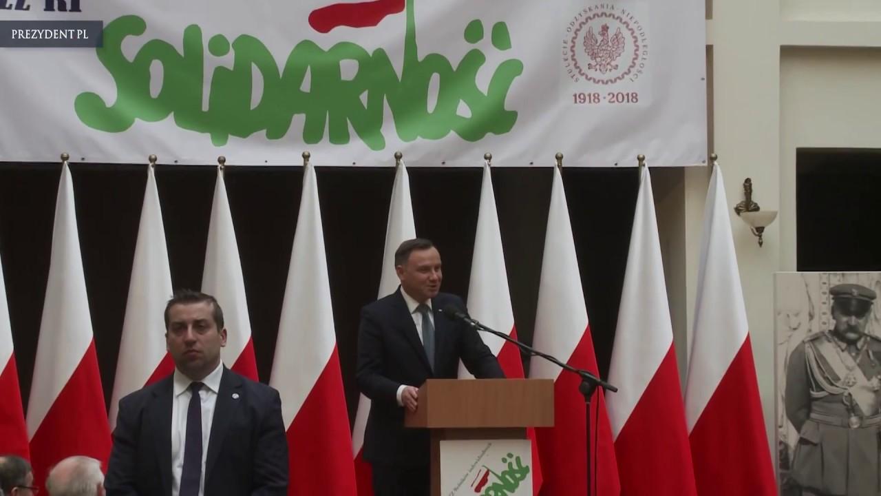 Wizyta Prezydenta RP w Wierzchosławicach z okazji rocznicy urodzin Wincentego Witosa