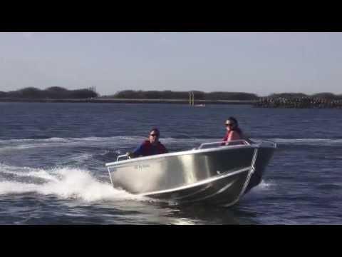 Savage 445 Big Kahuna Aluminium Boats
