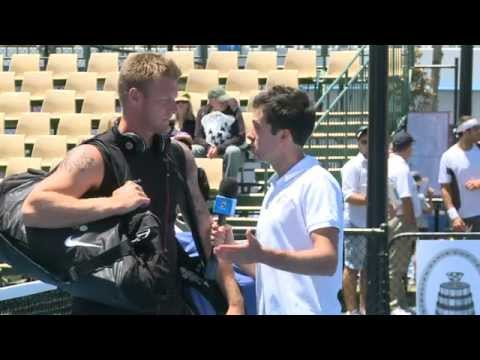Matosevic v Groth full match part 1: Australian Open Play-off 2012