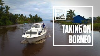 Ford Ranger - Taking On Borneo Part2 (Kuching to Tatau)