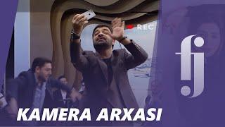 Oyan Azerbaycan-Reklam fasilesinde bas verenler Perviz Musfiq ve Ferda