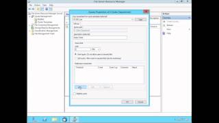File Server Resource Manager (Part 1) - Windows Server 2012