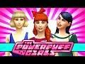 Powerpuff Girls and Rowdyruff Boys Have CHILDREN? 👶🍼 The Sims 4 Powerpuff Girls Power of Four 👶🍼