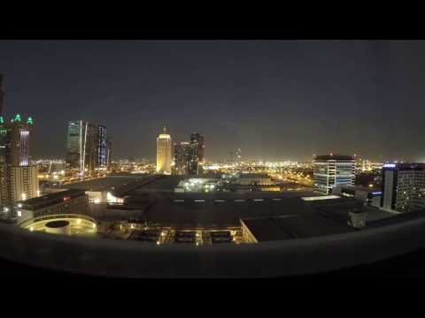Dubai Dusk Time Lapse [CC]