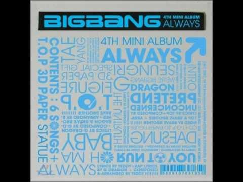 BIGBANG - Always [FULL ALBUM]