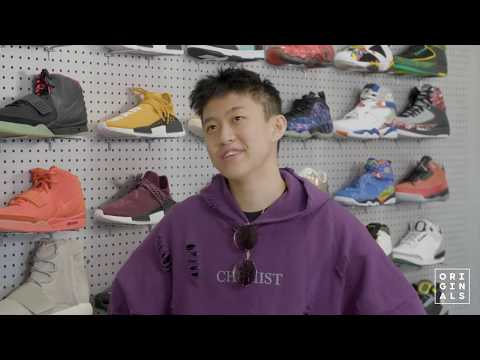 Rich Brian Goes Sneaker Shopping with Complex