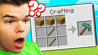 This Minecraft Hack Should Be ILLEGAL…