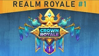 Realm Royale #1 - Audible Victory