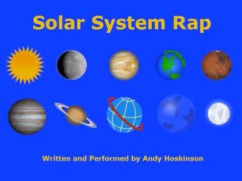 Solar System Rap Song