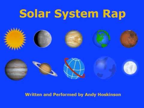 the solar system song kidstv123 - photo #26