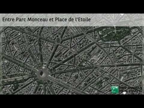 Bureaux de standing 18/20 rue Hoche Paris 8 :
