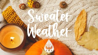 Sweater Weather 🧣🎃 - A Indie/Folk/Acoustic Playlist