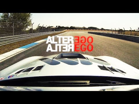Racing all day, DJing all night.   Alter Ego E1