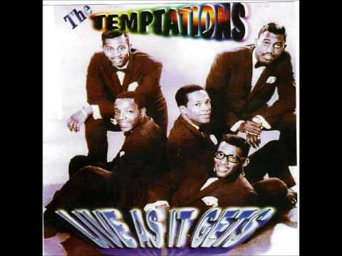 The Temptations {Beauty is only Skin Deep} Live as it Gets.wmv