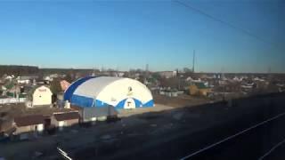 ''Бірінші жылдамдығы'' Крюково - Поварово-дан Сапсана ЭВС2-04