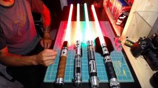 SaberForge Dissident / Monarch / Exhalted / Juggernaut Lightsabers thumbnail