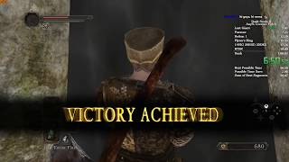 Dark Souls 2 Any% Current Patch Speedrun [55:14]