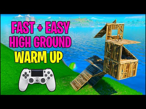 Best Fortnite 2 Warm Up (Fortnite Chapter 2 Controller Build Tips)