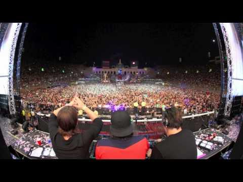 Swedish House Mafia EDC LA Set [Part 5]