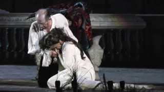 """Leo Nucci &Olga Peretyatko, Rigoletto atto secondo: """"Parla, siam soli... Sì vendetta..."""""""