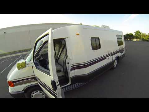 Review for 1999 VOLKSWAGEN EUROVAN WINNEBAGO RIALTA RV MOTORHOME VIRTUAL WALKAROUND & TEST-DRIVE