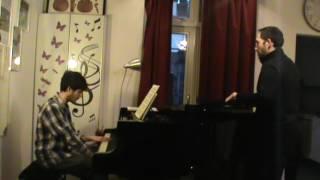 Masterclass Lluís Rodríguez Salvà / Liszt Dante Sonata (part 2)