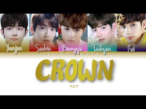 txt---crown-(어느날-머리에서-뿔이-자랐다)-(color-coded-lyrics-eng/rom/han/가사)