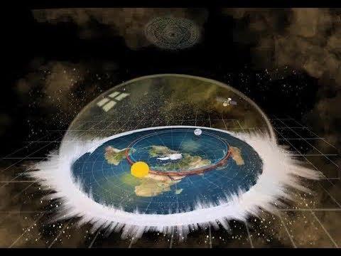 """Terra Plana: A Teoria da Conspiração """"documentário"""" HD-Legendado"""