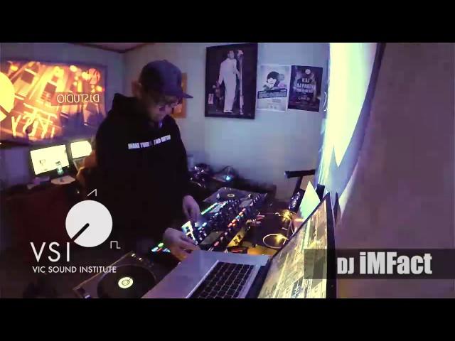DJ iMFact DJ Live in VSI