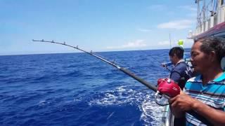 高雄大支釣具2017年5月14日 大益號 之 高雄港最帥的阿伯 宗哥